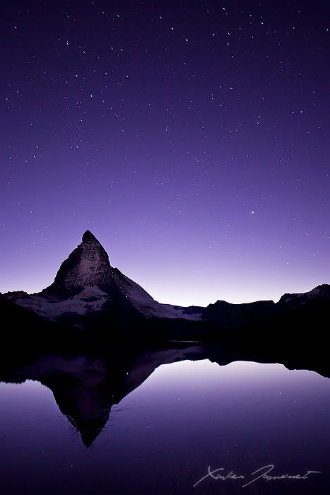 Under the stars by XavierJamonet