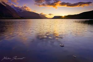 Pontet sunset by XavierJamonet