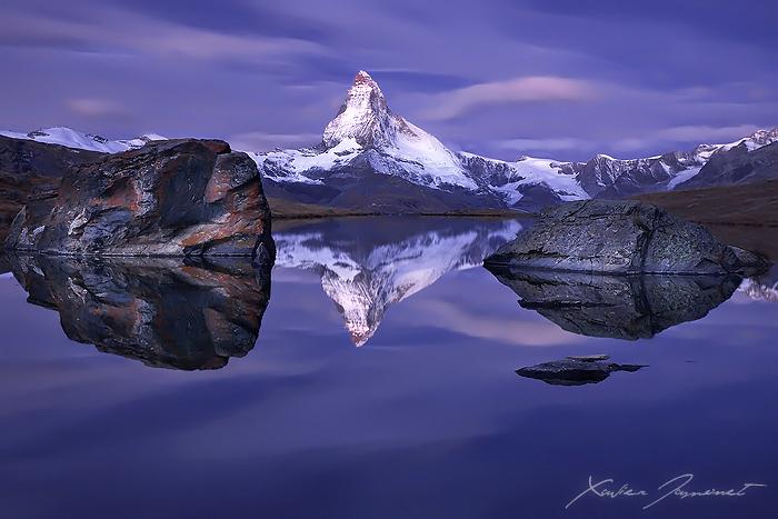 Matterhorn I by XavierJamonet