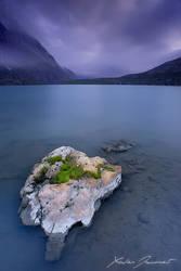 Goleon Lake by XavierJamonet