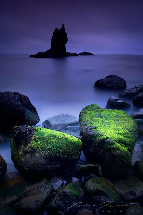 Mystic night... by XavierJamonet