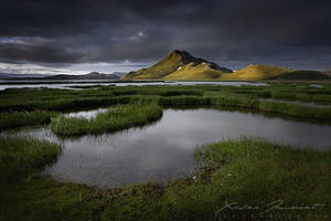 Icelandic Light by XavierJamonet
