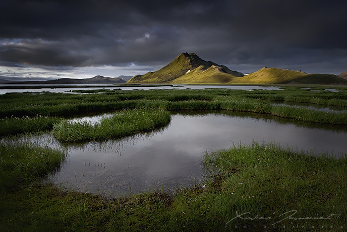 Icelandic Light by XavierJamonet