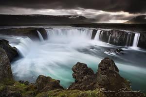 Godafoss falls