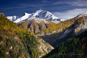 Forever Autumn by XavierJamonet