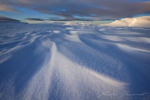 Frozen Land by XavierJamonet