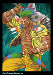 Battle Arena Toshinden TAU by Alexis-Kurosawa