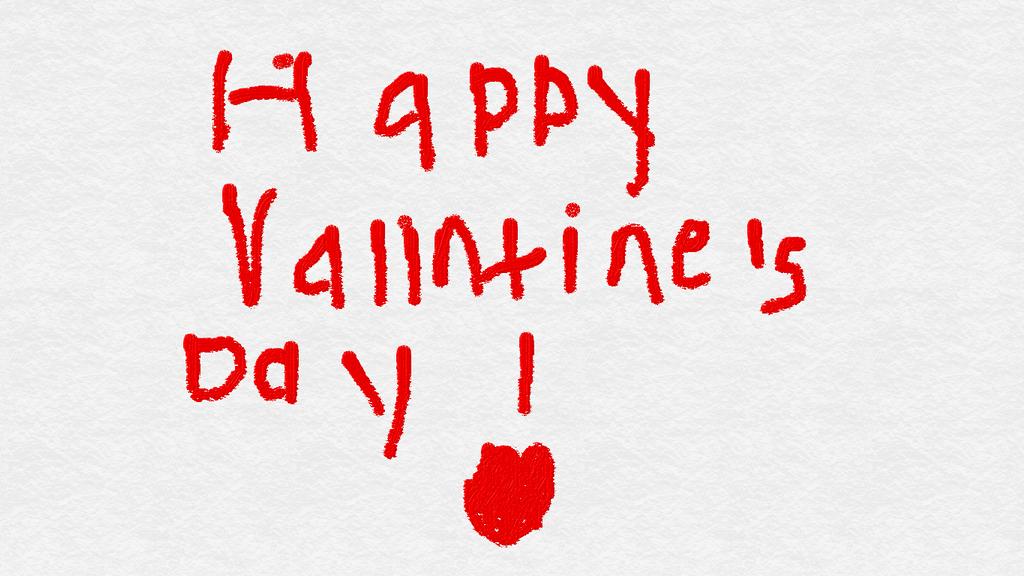 Valentine's Day Pic! by hubworld23
