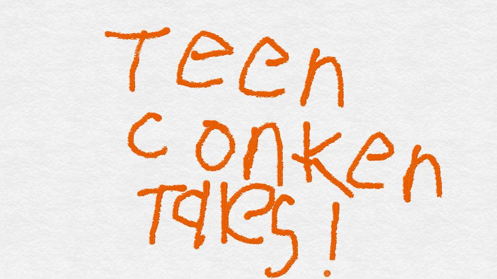 Teen Conker Tales Logo! by hubworld23