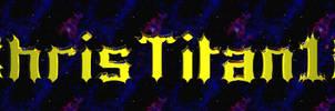 Christitan 16's username Logo!