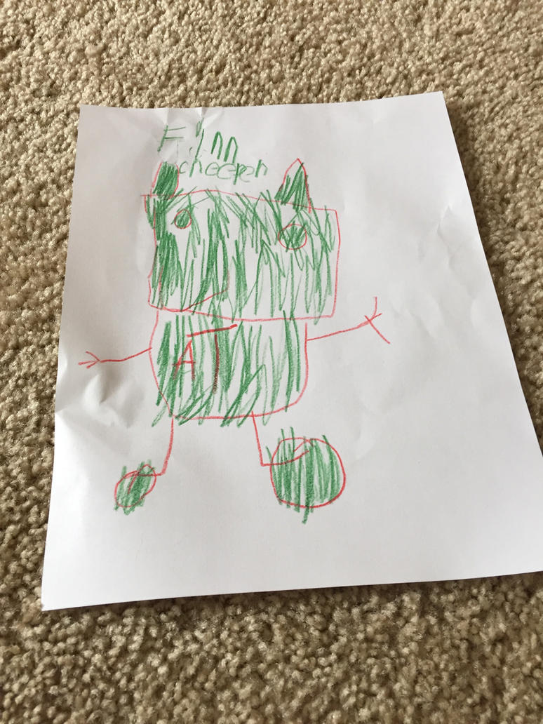 The Finn Creeper! by hubworld23