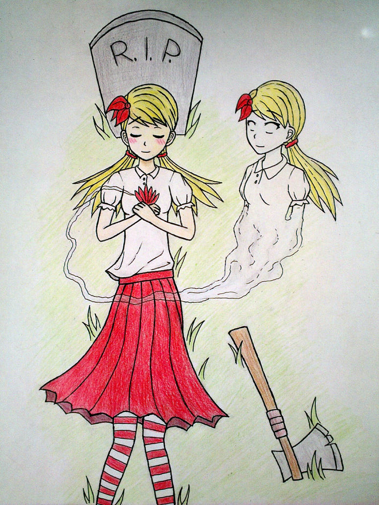 Wendy And Abigail (Don't Starve) by Little1star3 on DeviantArt
