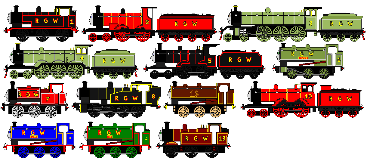 Charleston and Enemies Engine Sprites by sodormatchmaker