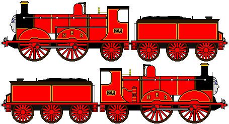 Clara the LBSCR B1 by sodormatchmaker