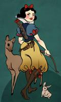 Snow White by Daaakota