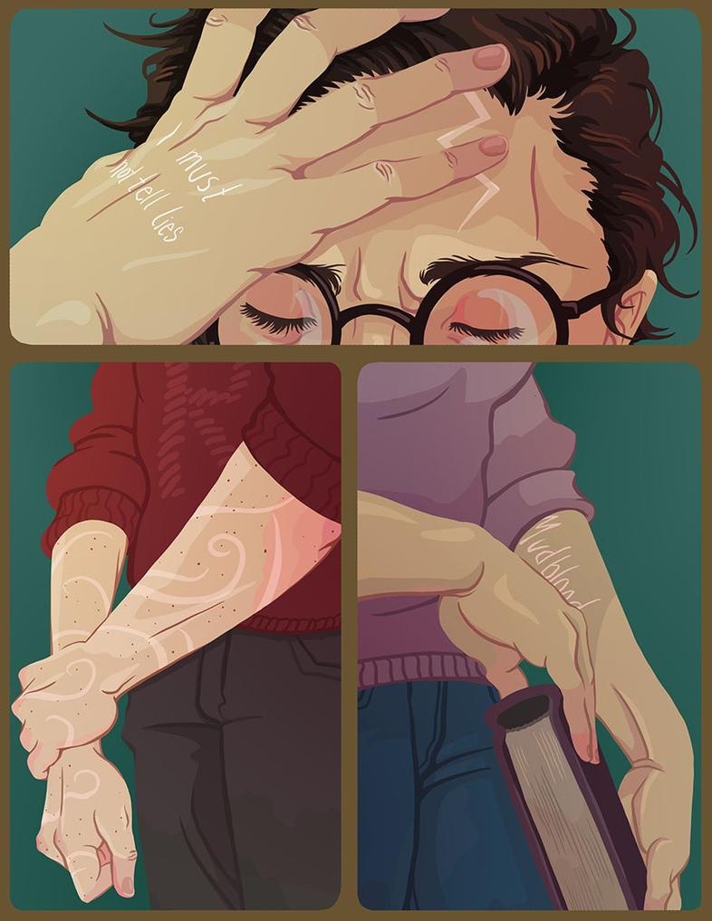 Scars by Daaakota