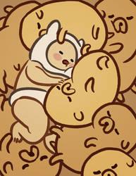 Don't Be Weepy, Sleepy Puppies