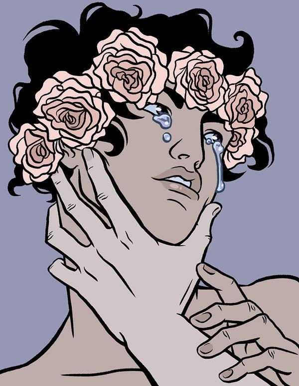 Poses (Rose) by Daaakota