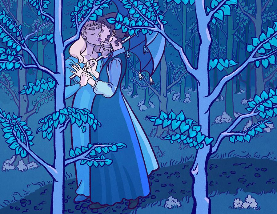 Regency Romance by Daaakota