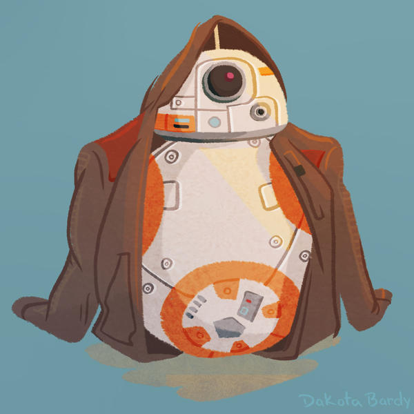 BB-8 by Daaakota