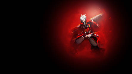 Ragna Wallpaper - Chrono Phantasma -