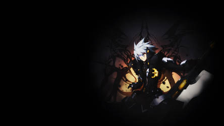 Ragna=The=Bloodedge Wallpaper *BLACK* by blubxer