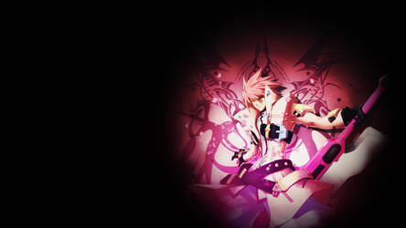 Ragna=The=Bloodedge Wallpaper *PINK*