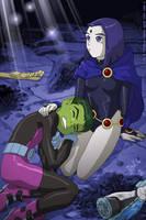 Teen Titans Revelations by jodi-seer