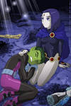 Teen Titans Revelations