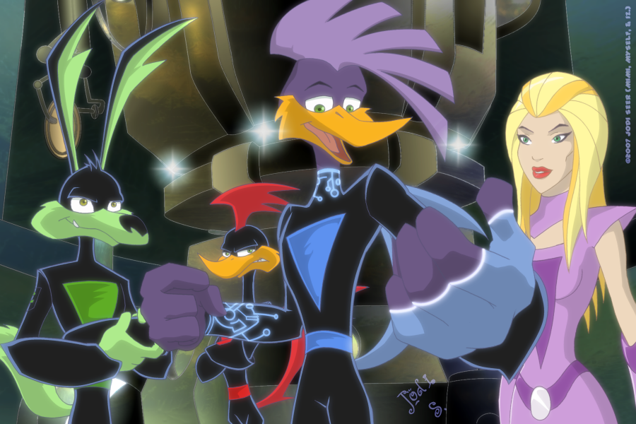loonatics unleashed coloring pages - photo#32