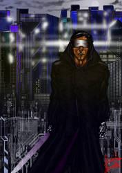 cyberpunk character 2