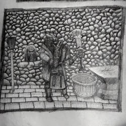 Molol enchanter blacksmith by beltasar