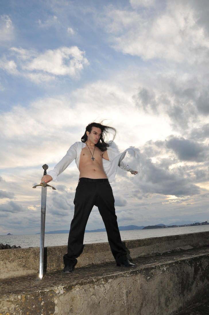 Sword End Sky by deswitath