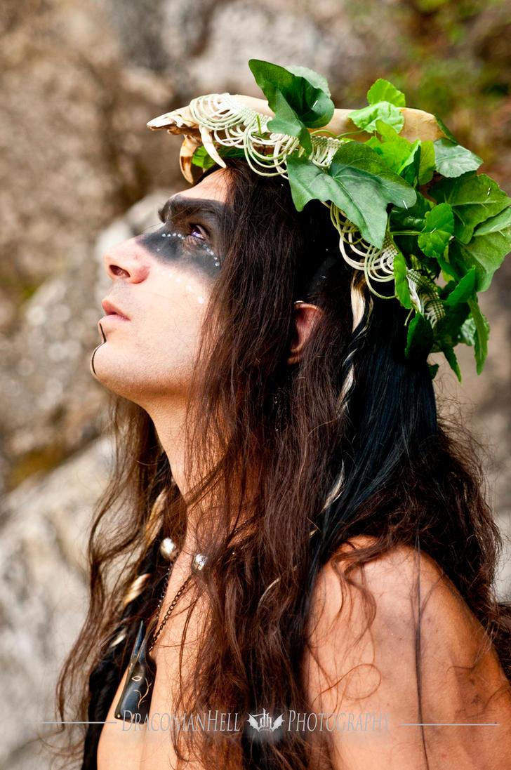 Spirit of Nature by deswitath