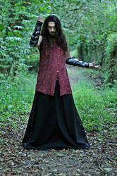 Fantasy Pose 2 by deswitath