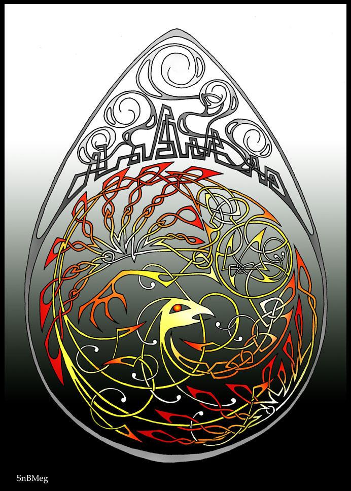 Phoenix Knot by SnBMeg