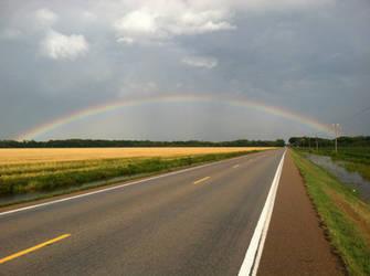 Bayou Rainbow