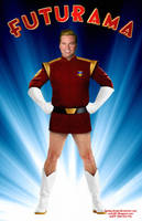 Captain Zapp Brannigan by spidey-dude