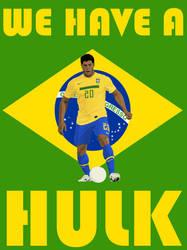 We Have a Hulk!!!