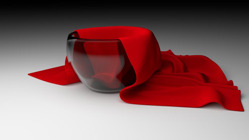 Cloth Cup by nekomimi-123