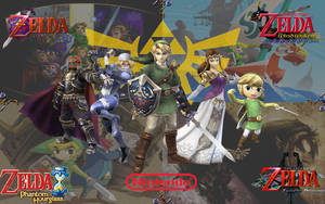 Legends of Hyrule by I-2