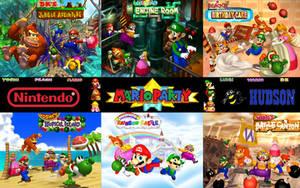 The Original Mario Party by I-2