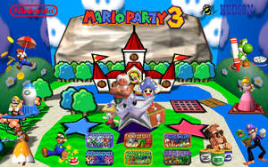 Mario Party: The Threequel by I-2