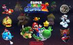 Mario's 2nd Galaxy Trip
