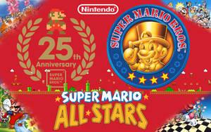 Happy Anniversary, Super Mario by I-2
