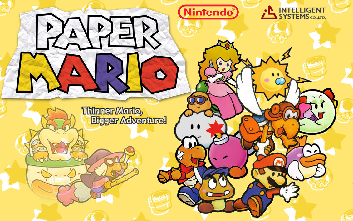 Marios Paper Thin Dilemma By