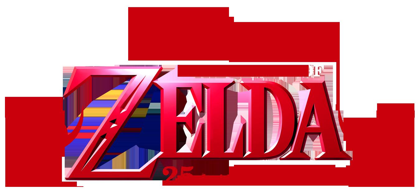 Custom Legend of Zelda Logo by I-2