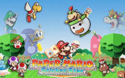 Mario's Sticky Determination by I-2