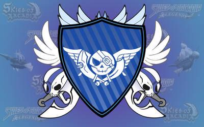 Blue Rogues Emblem by I-2
