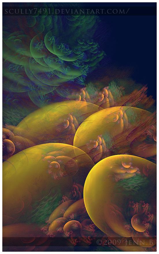 Undersea Odyssey by Scully7491
